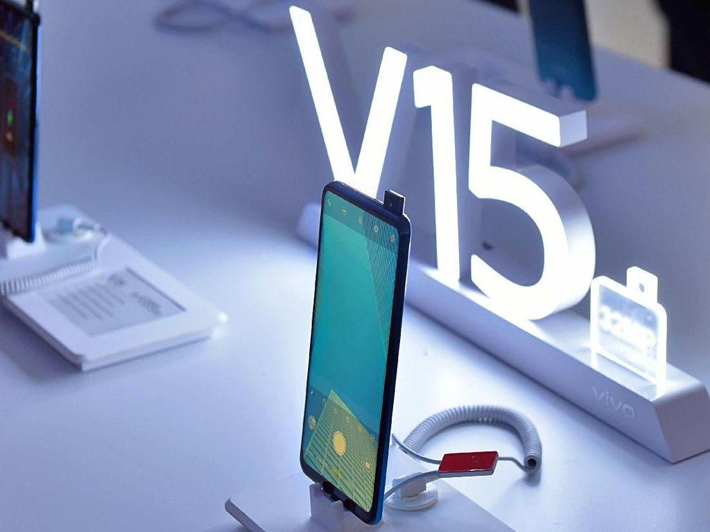Keran Penjualan Vivo V15 Dibuka, Ada Tawaran Garansi 2 Tahun