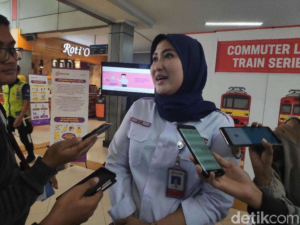 Kondisi Masinis KRL Jakarta-Bogor yang Anjlok Membaik