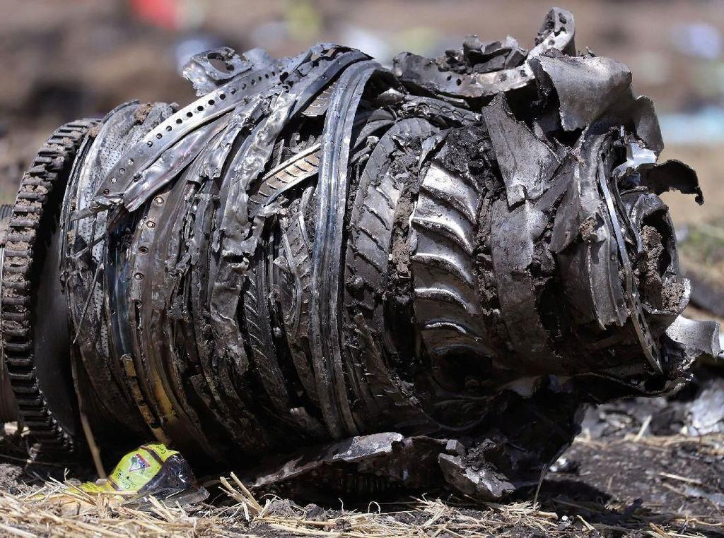 Keluarga Korban Asal AS Gugat Boeing dan Ethiopian Airlines