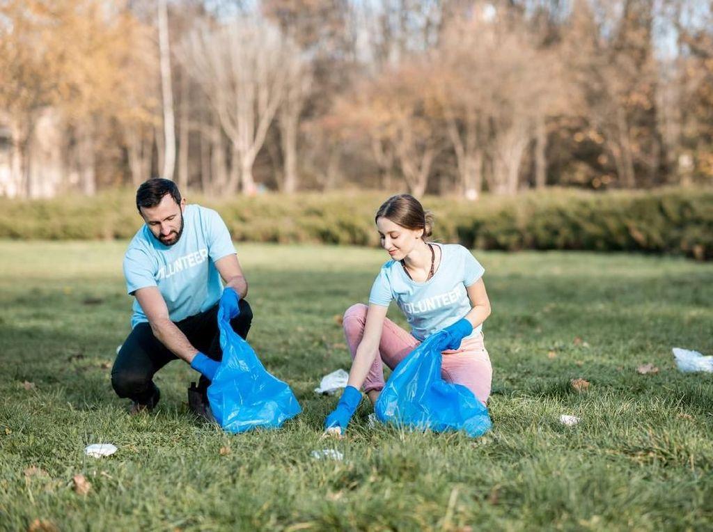Viral Tantangan Bersihkan Sampah di Jalanan, Foto Before After Bikin Takjub