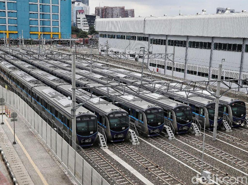 Tahun Depan, Giliran Kalideres-Ujung Menteng Dibangun MRT