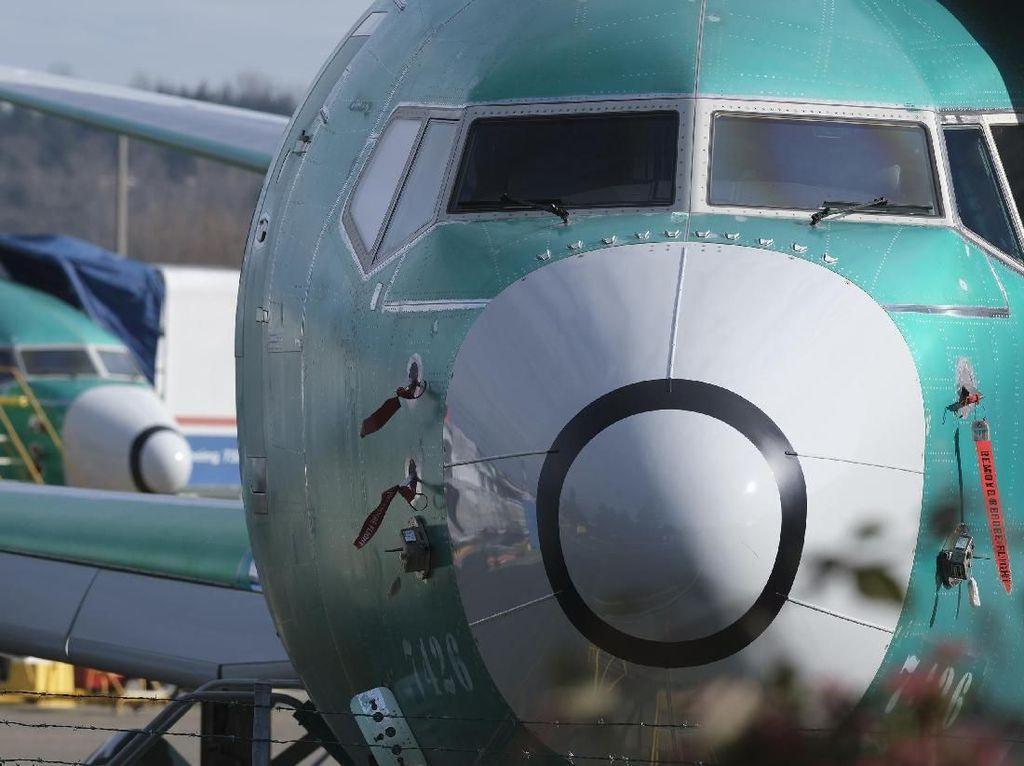Kongres AS Ingin Tanyai Teknisi Boeing Soal Sistem Keselamatan 737 MAX