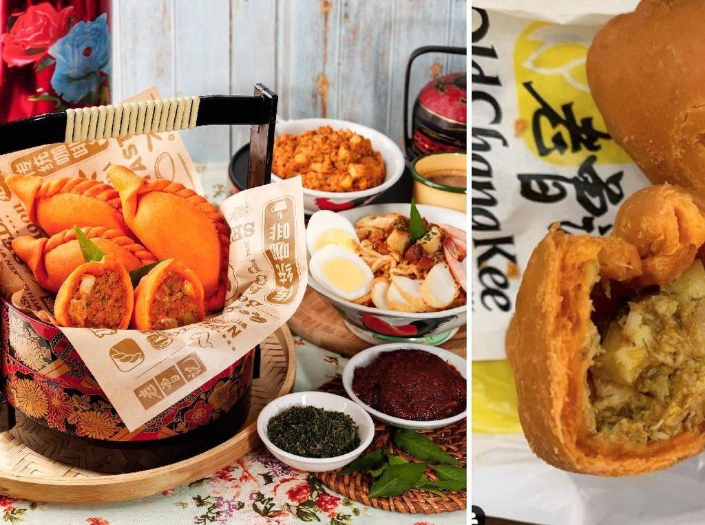 Yang Sedang Hits di Singapura, Pastel hingga Burger Isi Laksa!