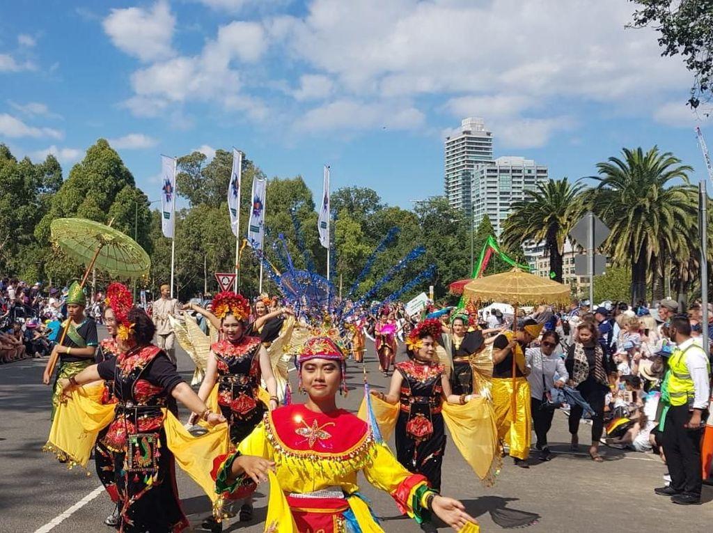 Semarak 10 New Bali Kembali Meriahkan Festival di Melbourne