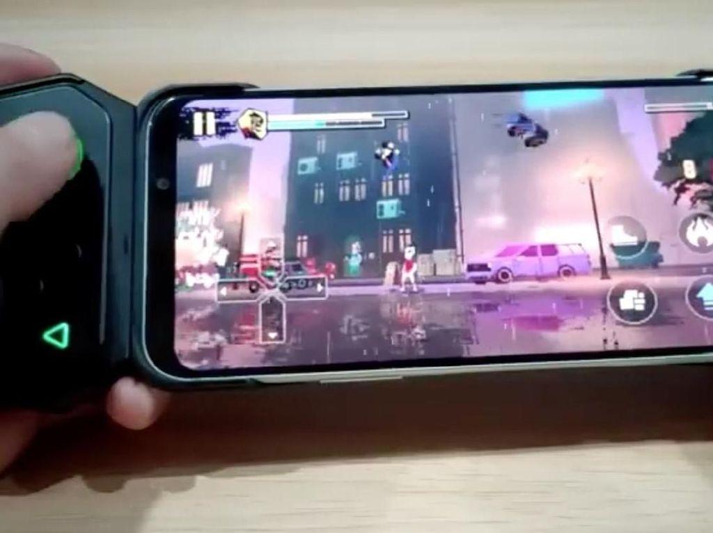Begini Tampilan Black Shark 2, Xiaomi?