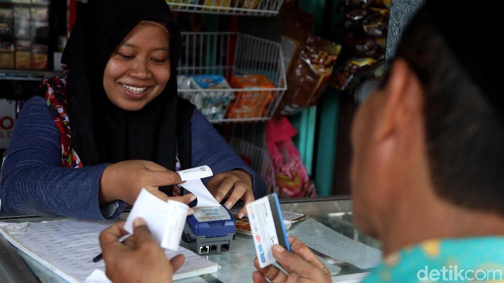Asyik, Warga Pulau Tidung Kini Lebih Mudah Bertransaksi Ekonomi