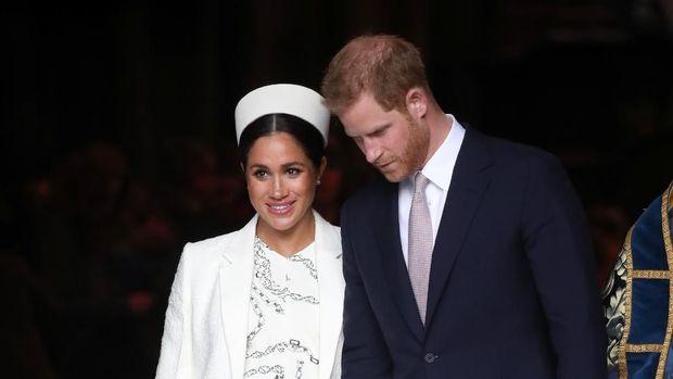 Cerita Pangeran Harry Rahasiakan Rencana Persalinan Meghan Markle