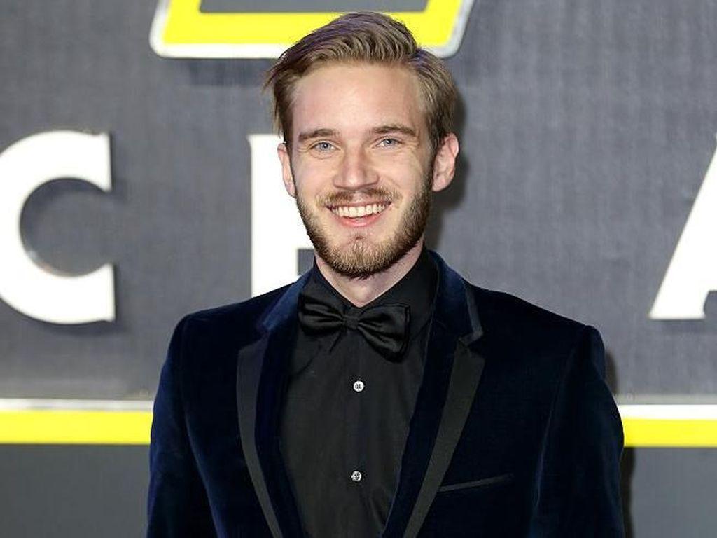 PewDiePie Turun Takhta di YouTube, tapi Cuma Sebentar