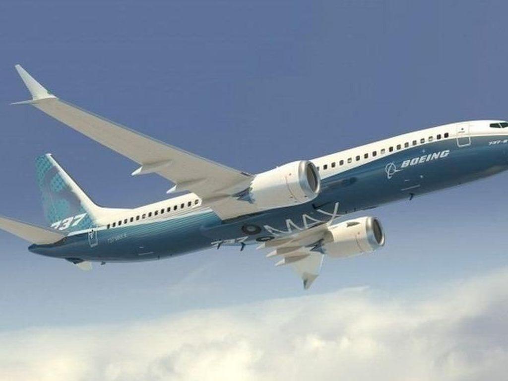 Video: Boeing 737 Max 8 yang Jadi Sorotan
