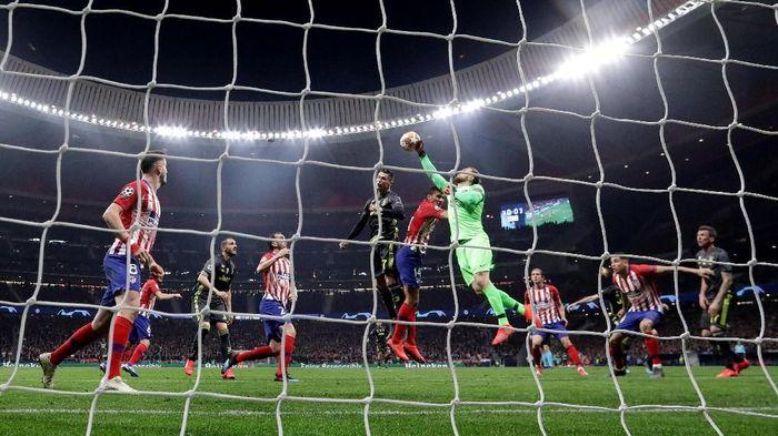 Cristiano Ronaldo akan menjadi ancaman utama bagi Atletico Madrid. (Foto: Gonzalo Arroyo Moreno / Getty Images)