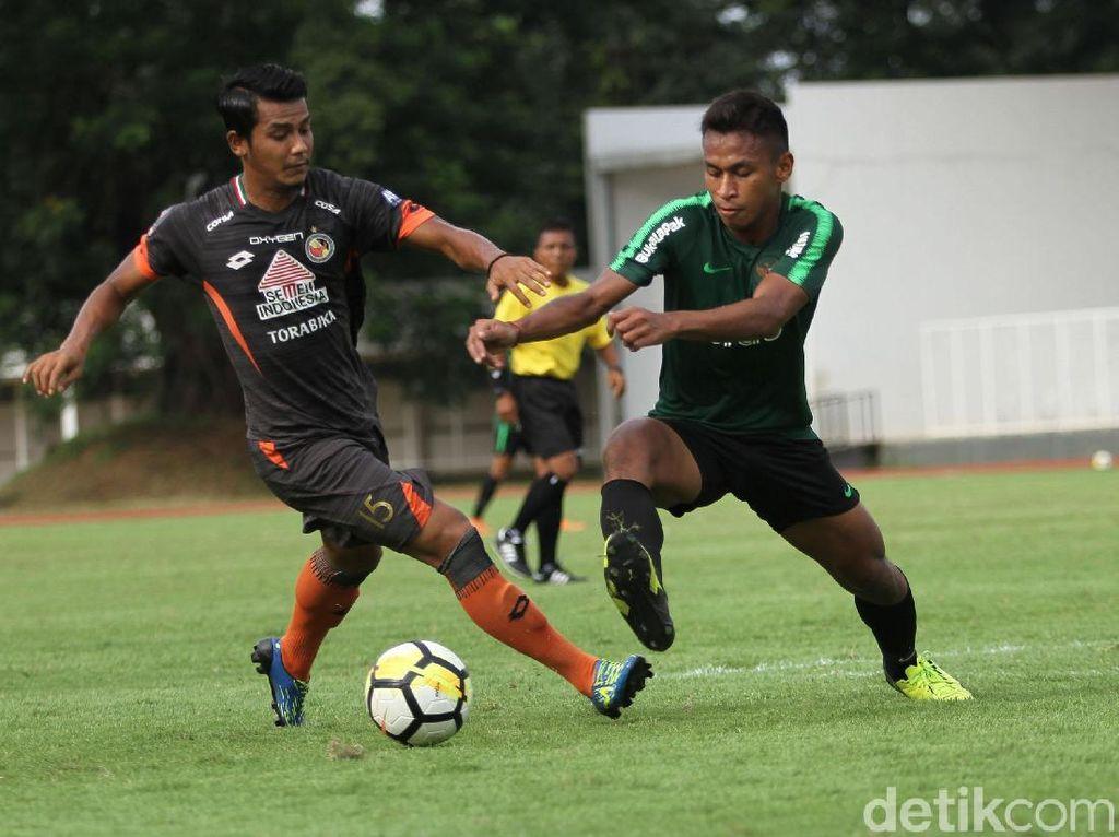 Soal Persaingan di Kualifikasi Piala Asia, Indra: Tanya Saja Sama Tuhan