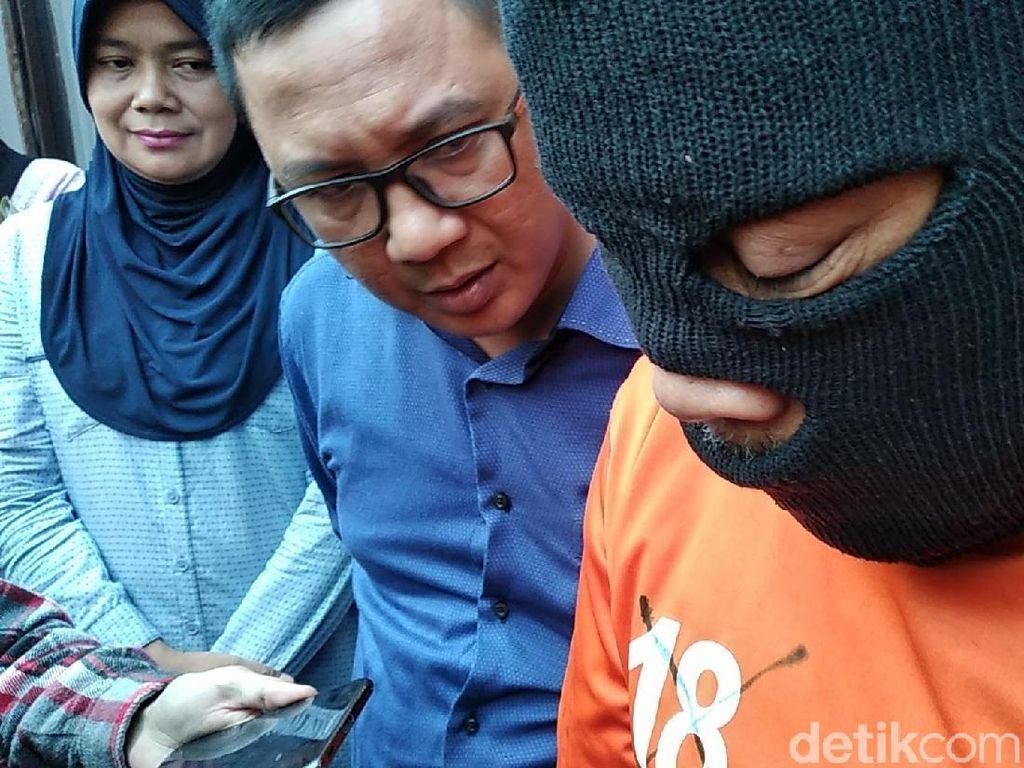 Pengakuan Ayah Bejat di Bandung yang Hamili Anak Kandung