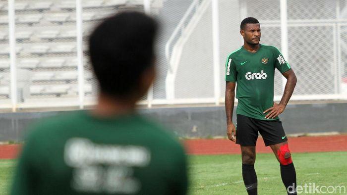 Indra Sjafri masih akan mencoret satu dari tiga striker yang ada. (Foto: Rifkianto Nugroho)