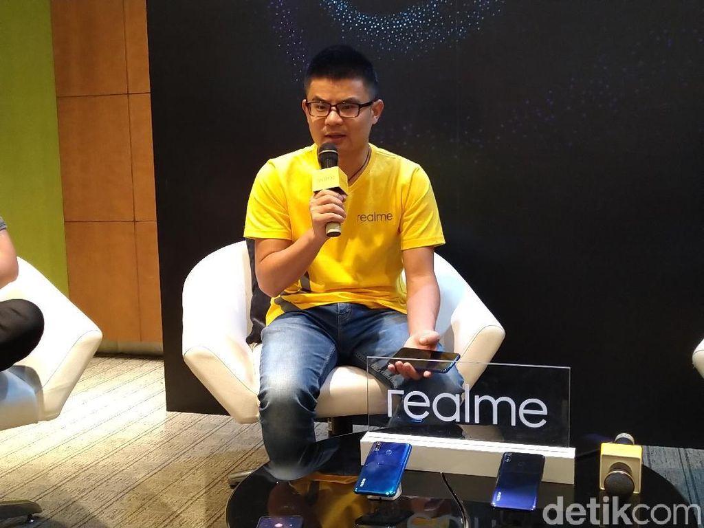 Ini Beda Realme 3 di Indonesia dengan Versi India