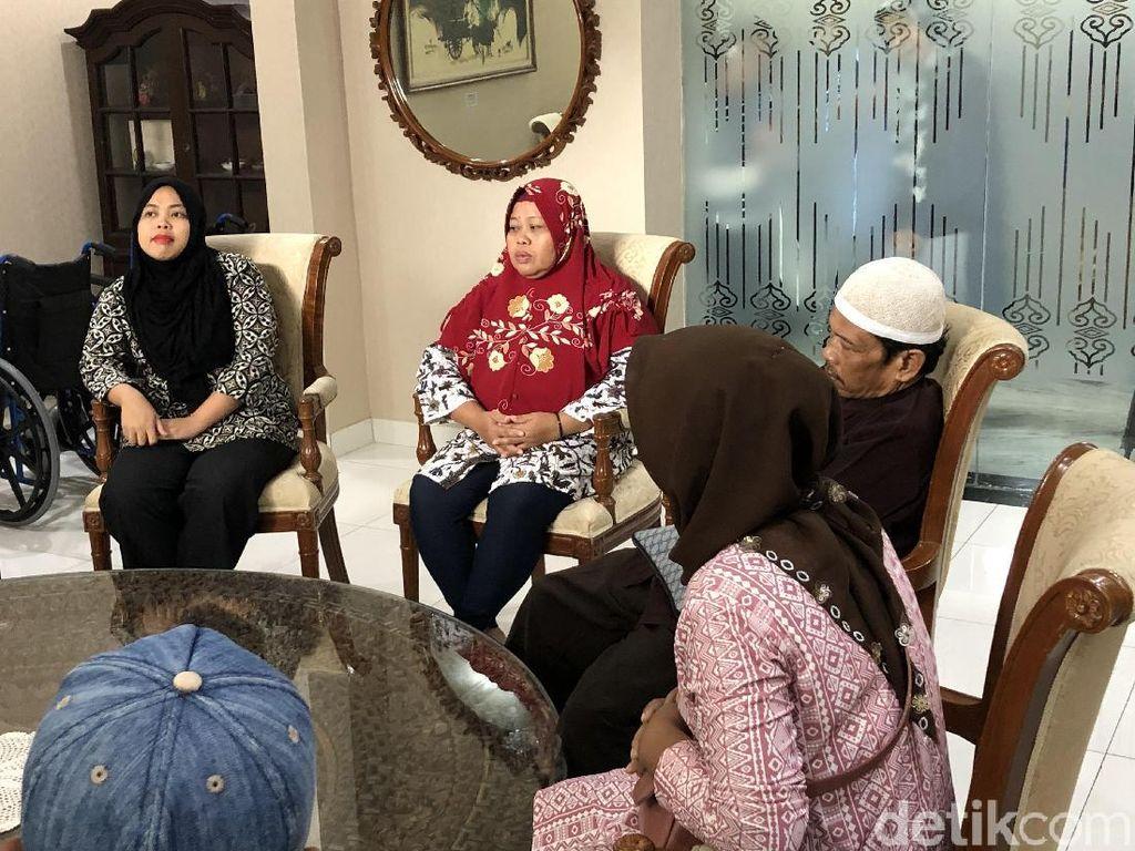 Siti Aisyah Tiba di Istana, Siap Bertemu Jokowi