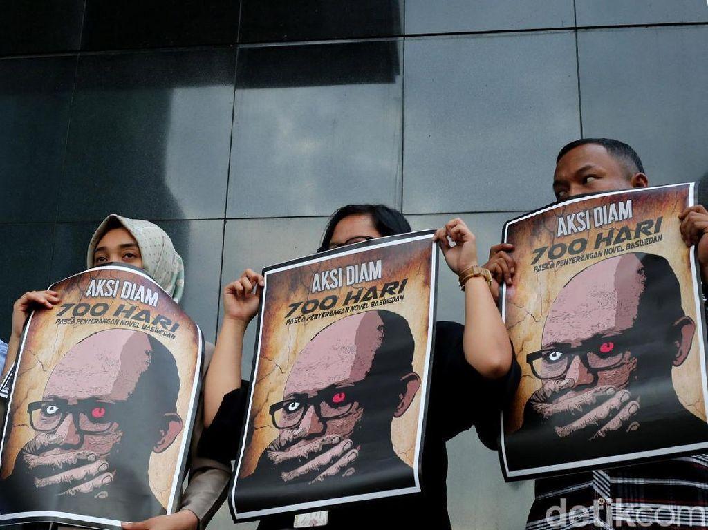 Koalisi Sipil Tolak Kasus Novel Baswedan jadi Bahan Kampanye