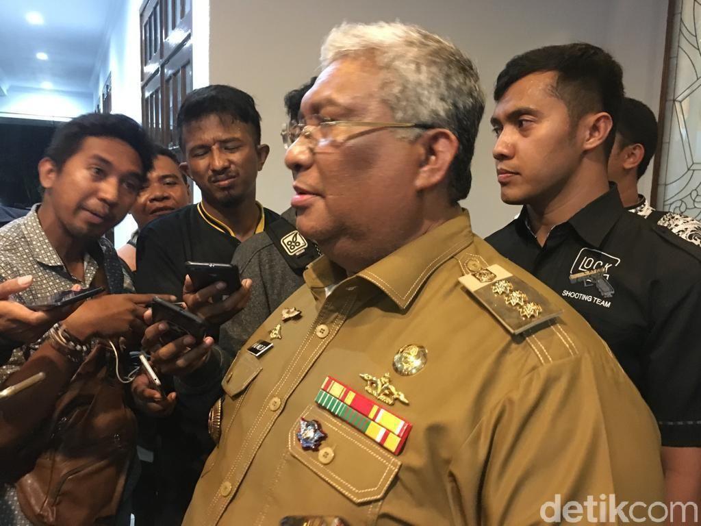 Buntut Aksi Mahasiswa di Kendari, Gubernur Sultra Copot Kasatpol PP