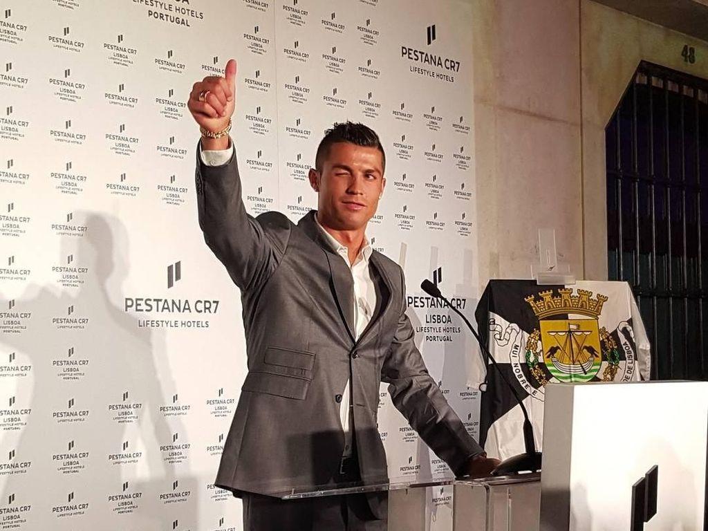 7 Fakta Hotelnya Cristiano Ronaldo