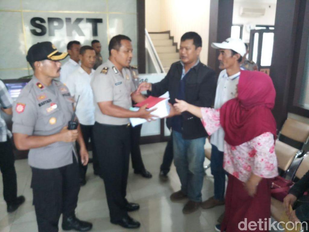 Puluhan Warga Tak Terdaftar DPT Juga Lapor Polda Jatim
