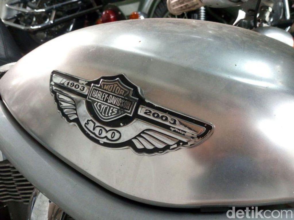 Nasib 33 Dealer Harley-Davidson di India Luntang-lantung