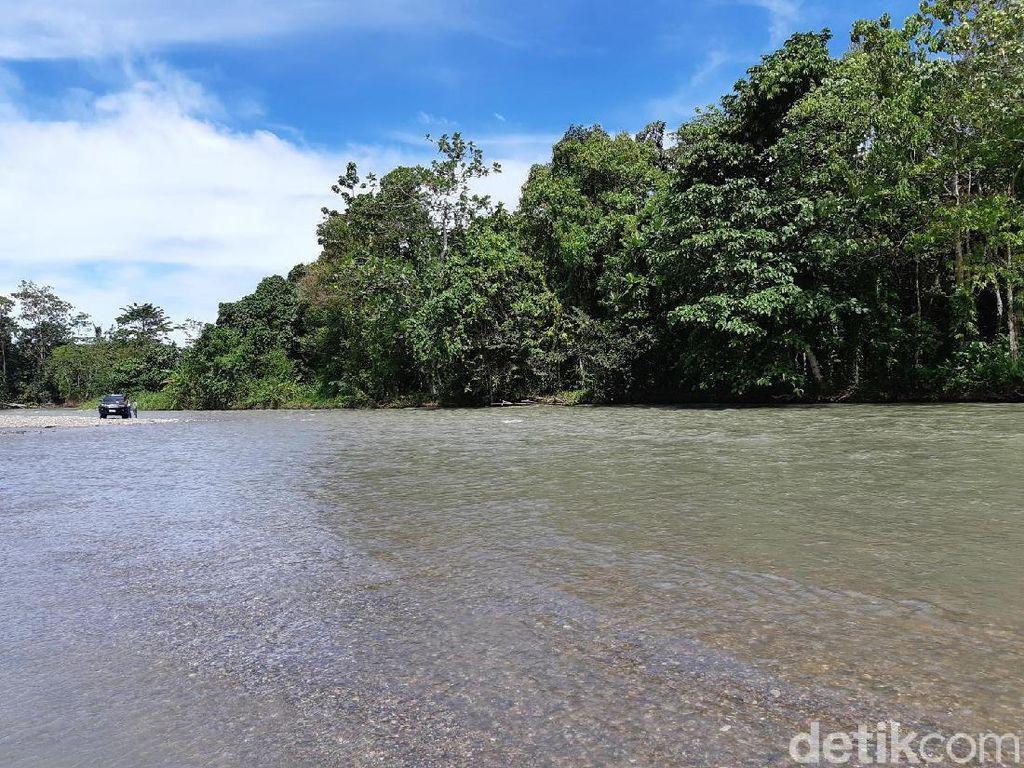 Foto: Kali Jodoh Versi Papua Barat