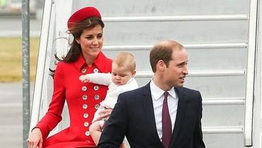 Deretan Foto Ini Bukti Kate Middleton Suka Pakaikan Anaknya Baju Bekas