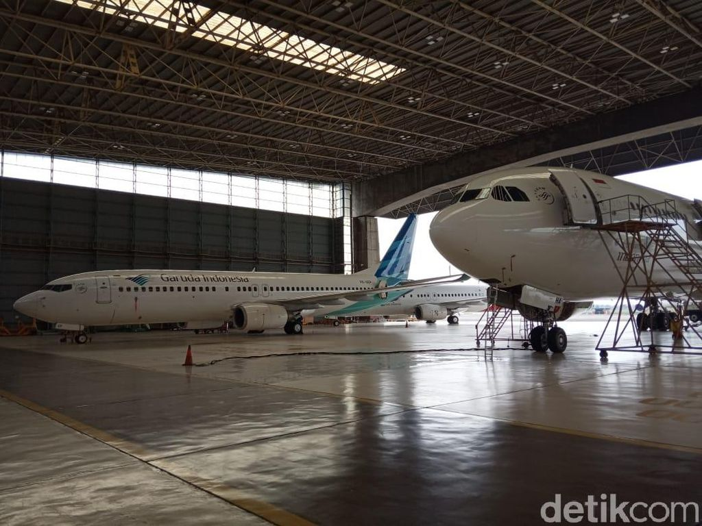 Kemenhub Pastikan Operasi Garuda Tak Terganggu Meski Bosnya Dicopot