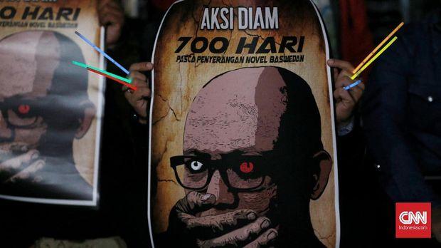 KPK Bantah Novel Baswedan Berafiliasi dengan Gerindra