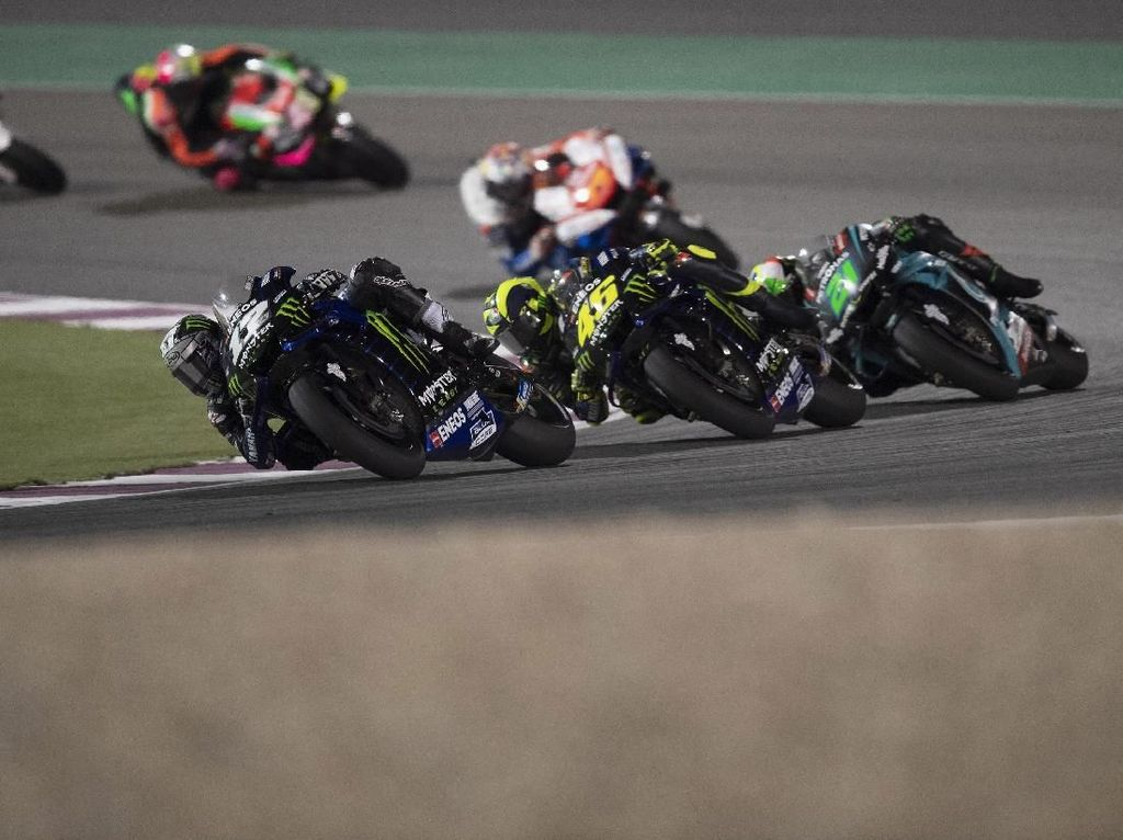 Vinales Bakal Ubah Taktik di MotoGP Argentina