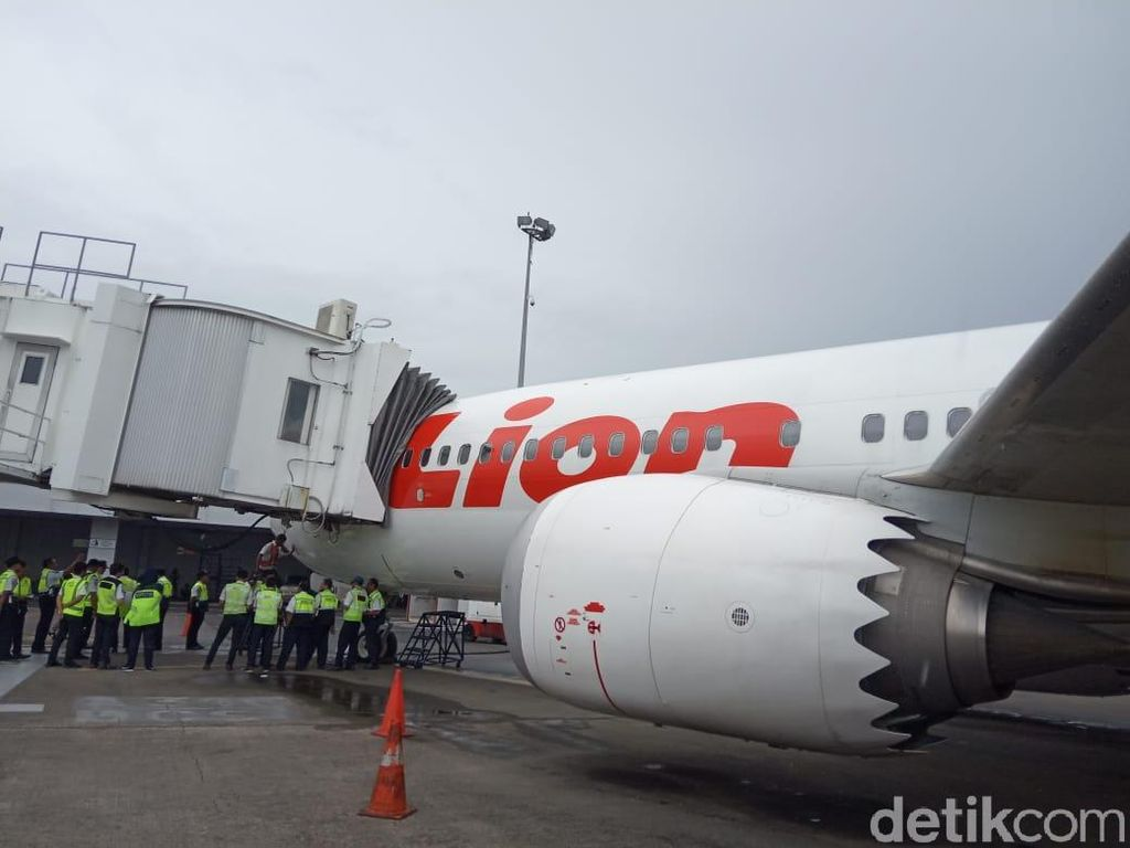 Bahaya! Data Penumpang Lion Air Bocor