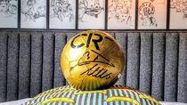 Hotel Ronaldo Diubah Jadi Rumah Sakit Pasien Corona, Jubir: Nggak, Tuh