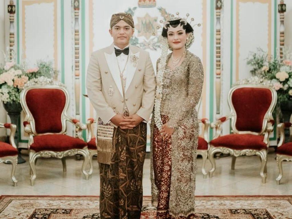 Foto: Melihat Royal Wedding Putri Keraton Solo Tunku Atiah