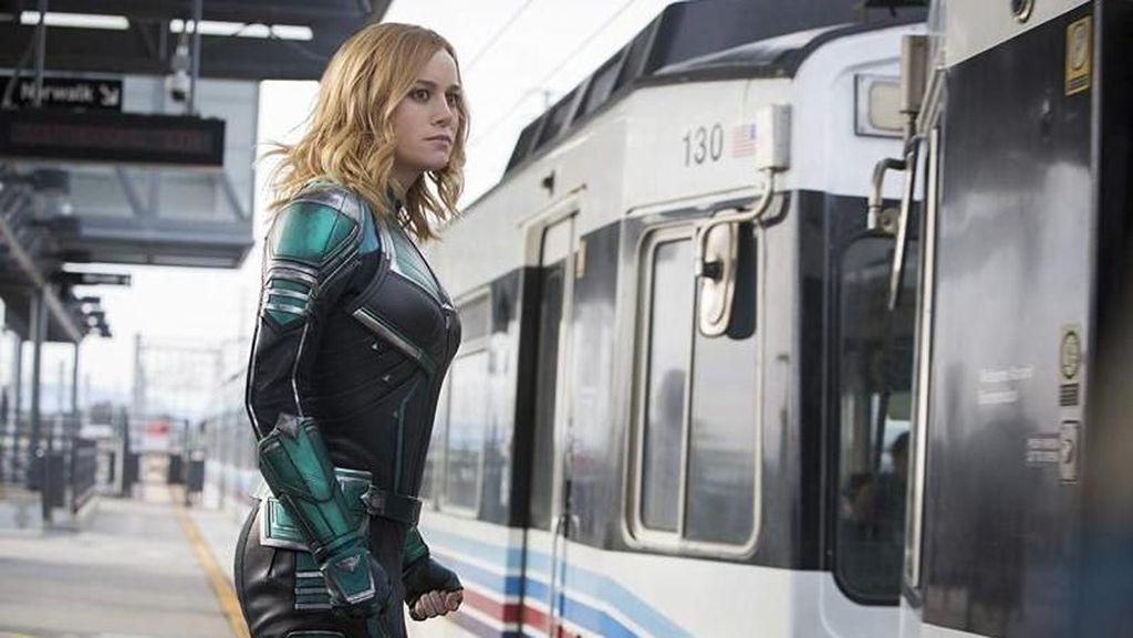 Foto: Lokasi Syuting Film Captain Marvel