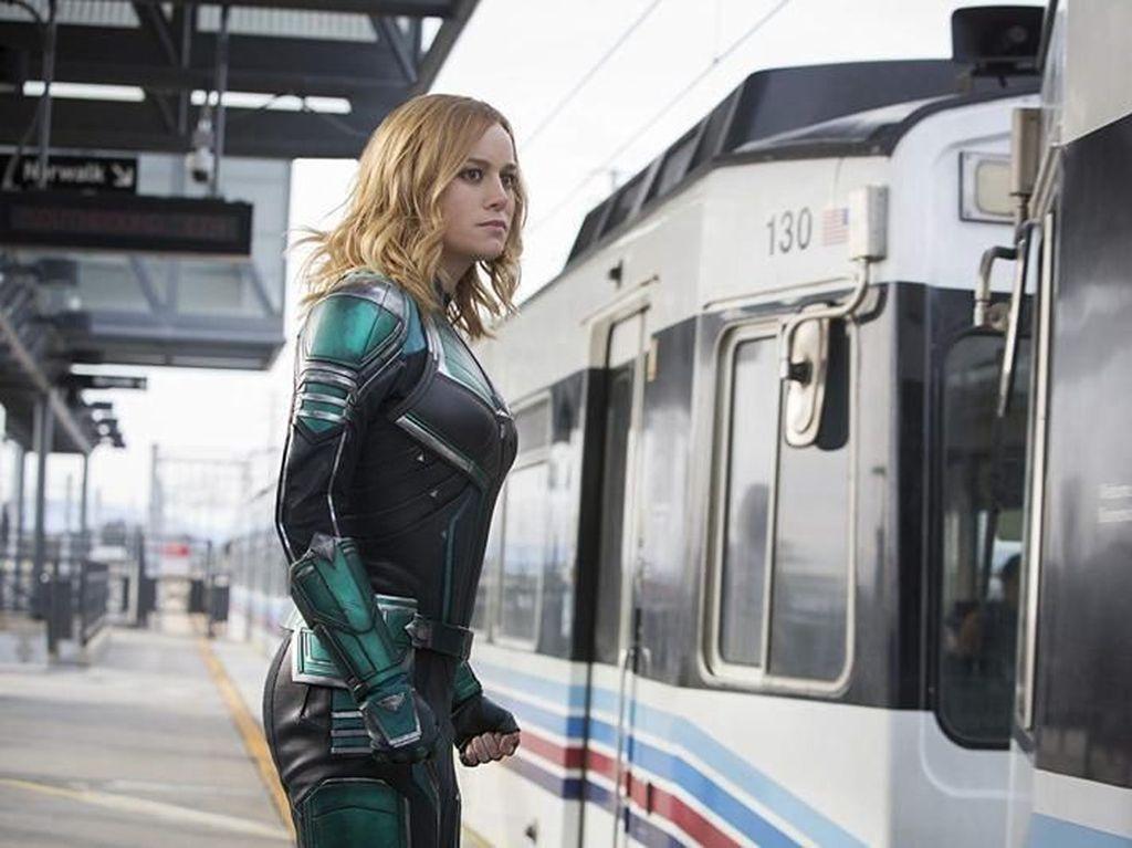 Captain Marvel Masih Gagah di Box Office Pekan Kedua
