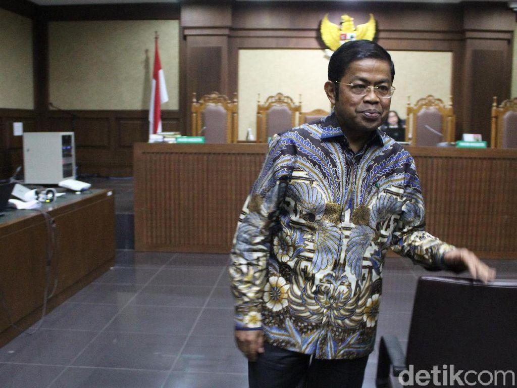 Bantah Terima Suap, Idrus Marham Mengaku Prihatin Terseret Kasus