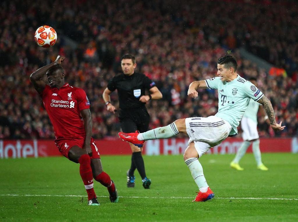 James: Hasil Leg I Berbahaya, Bayern Kini Mesti Tampil Sempurna