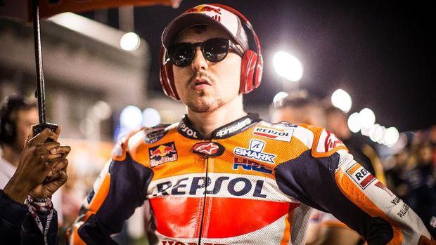 Lorenzo Akui Kurang Sabar Bersama Honda