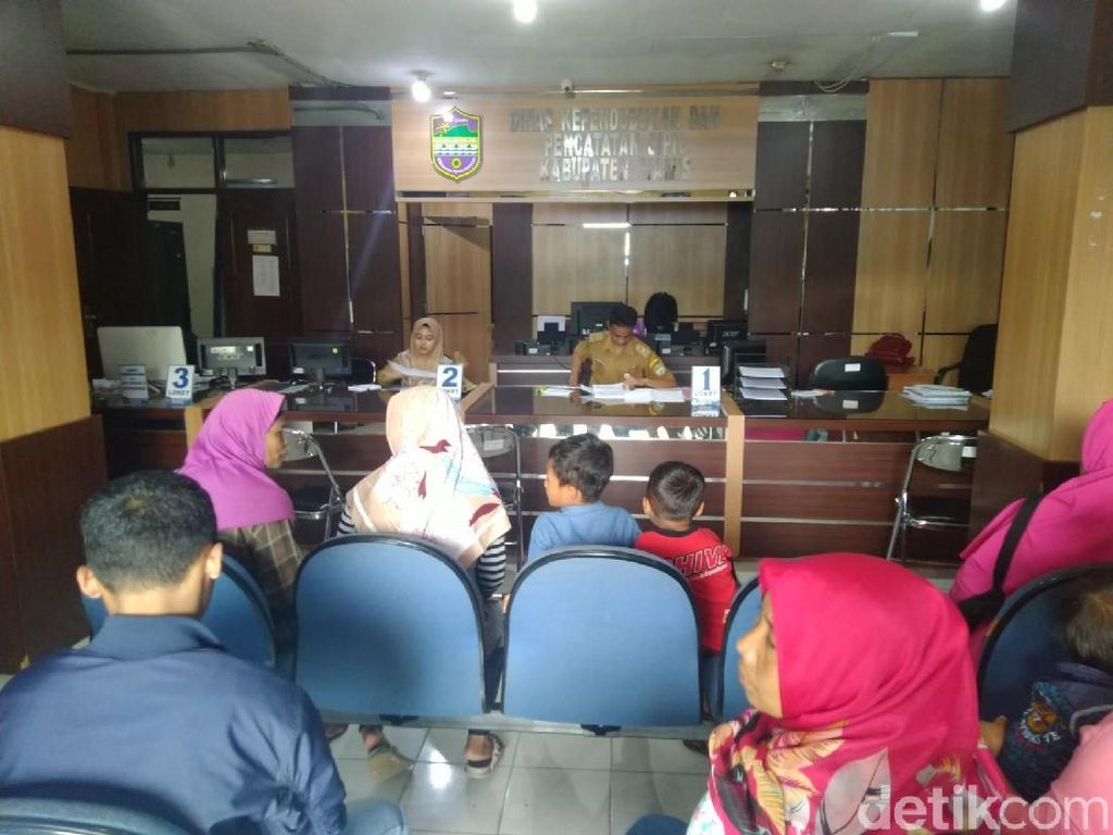 Jelang Pemilu, 121.632 Warga Ciamis Belum Rekam e-KTP