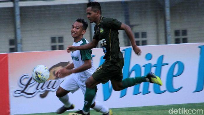 Persebaya lolos perempatfinal Piala Presiden 2019 sebagai juara Grup A. (Wisma Putra/detikSport)