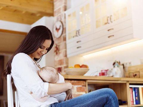 Tips Diet Aman untuk Ibu Menyusui