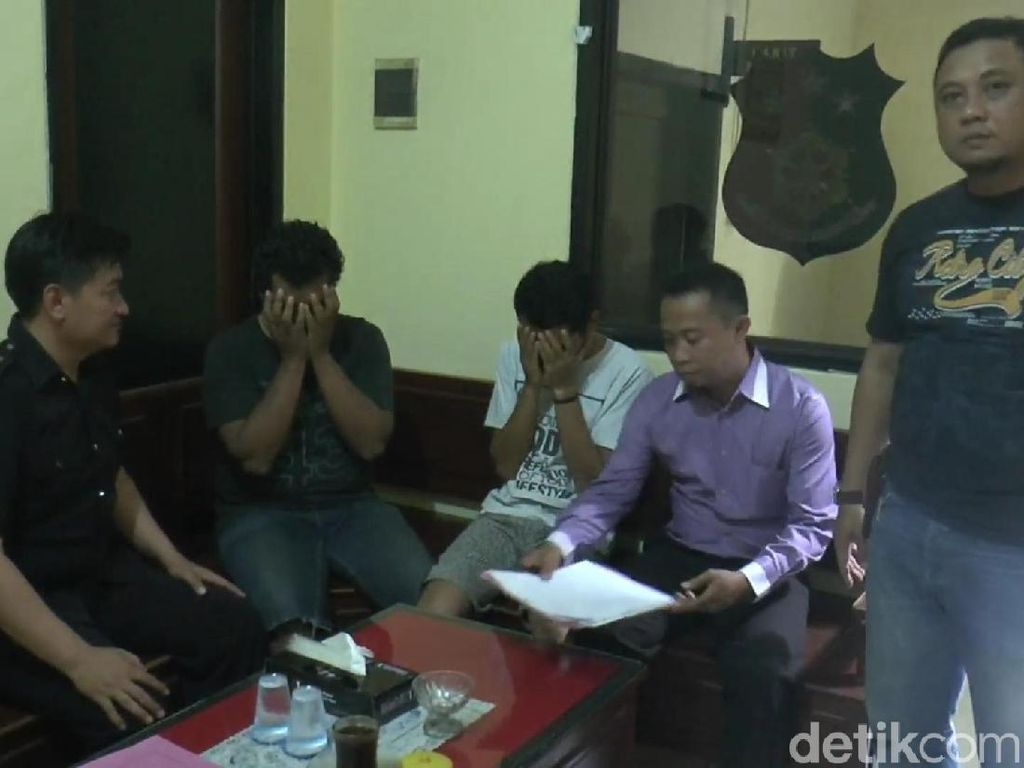 Dua Pencuri 11 Ton Semen Ditangkap, Modusnya Nitip ke Sopir