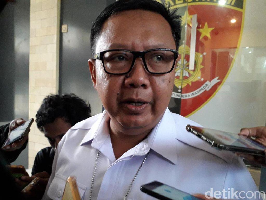 Polisi Amankan Pria Bawa Bahan Peledak di Mako Brimob Yogya