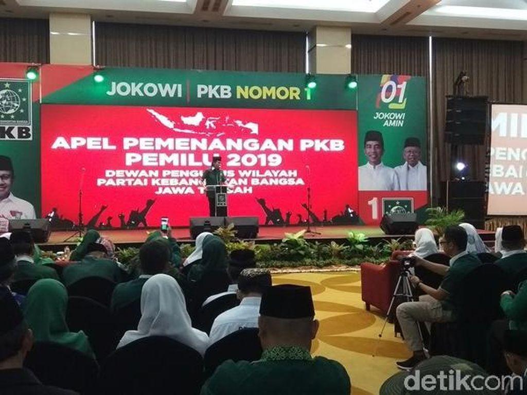 Pemilu Sudah Dekat, PKB Kumpulkan Seluruh Caleg di Jawa Tengah
