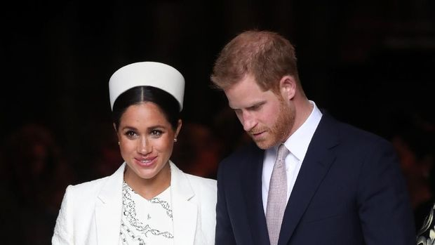 Pangeran Harry & Meghan Markle Akan Terapkan Gaya Pengasuhan Putri Diana?