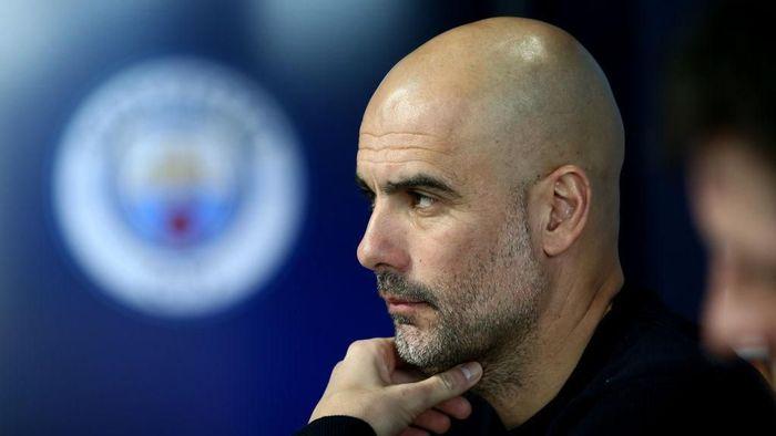 Pep Guardiola sadar kesuksesannya di Manchester City akan bergantung kepada gelar Liga Champions (Foto: Jan Kruger/Getty Images)
