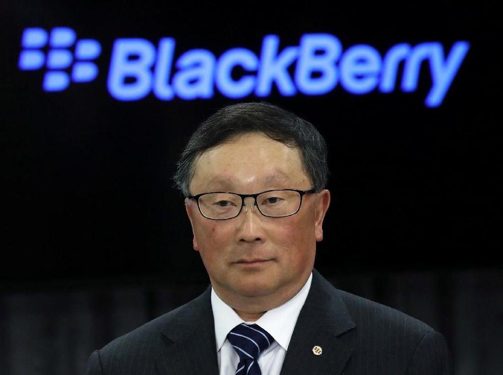 Bos BlackBerry Ungkap Penyebab Bisnis Ponsel Kandas