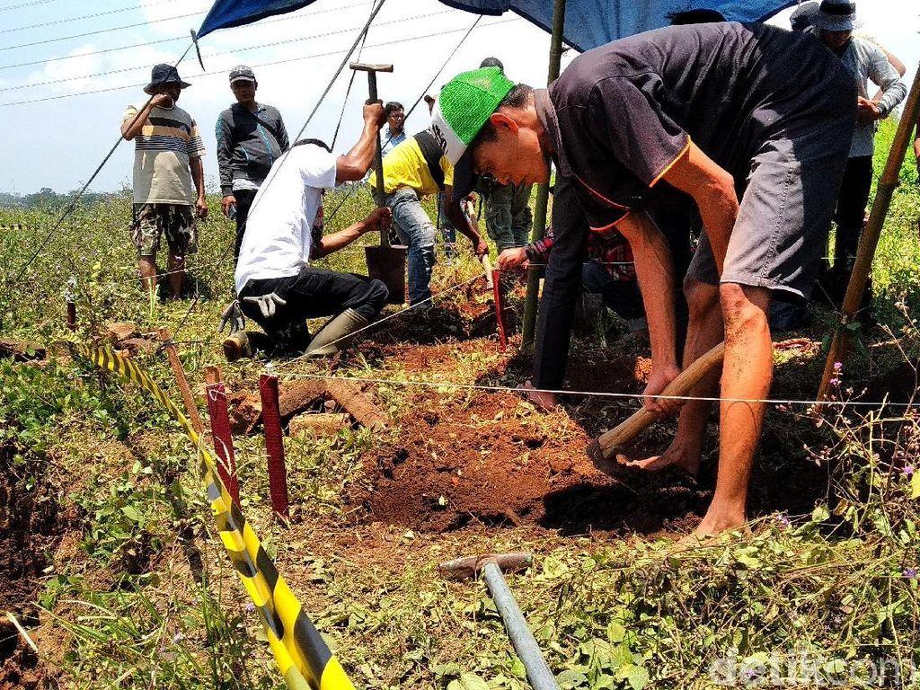 Menabrak Situs Kuno, Ruas Tol Pandaan-Malang akan Digeser