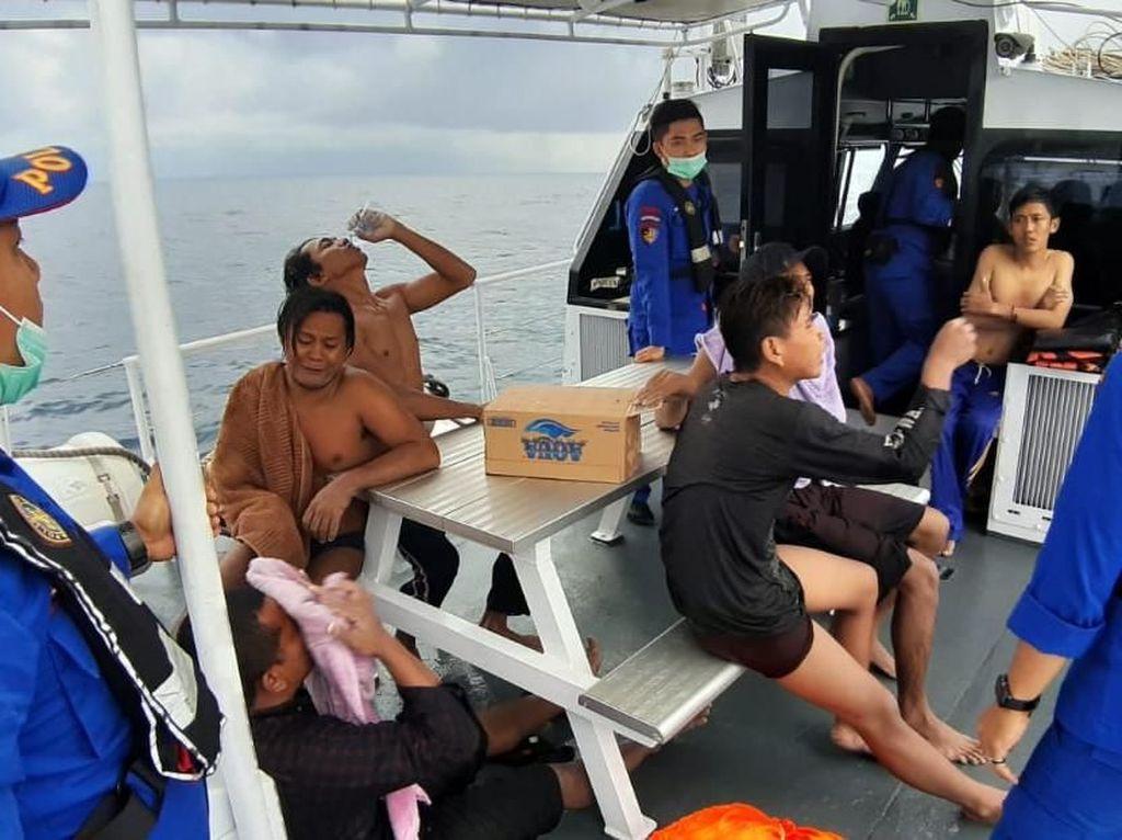 Kapal KM Bahagia Baru Terbakar di Kepulauan Seribu, 3 Orang Tewas