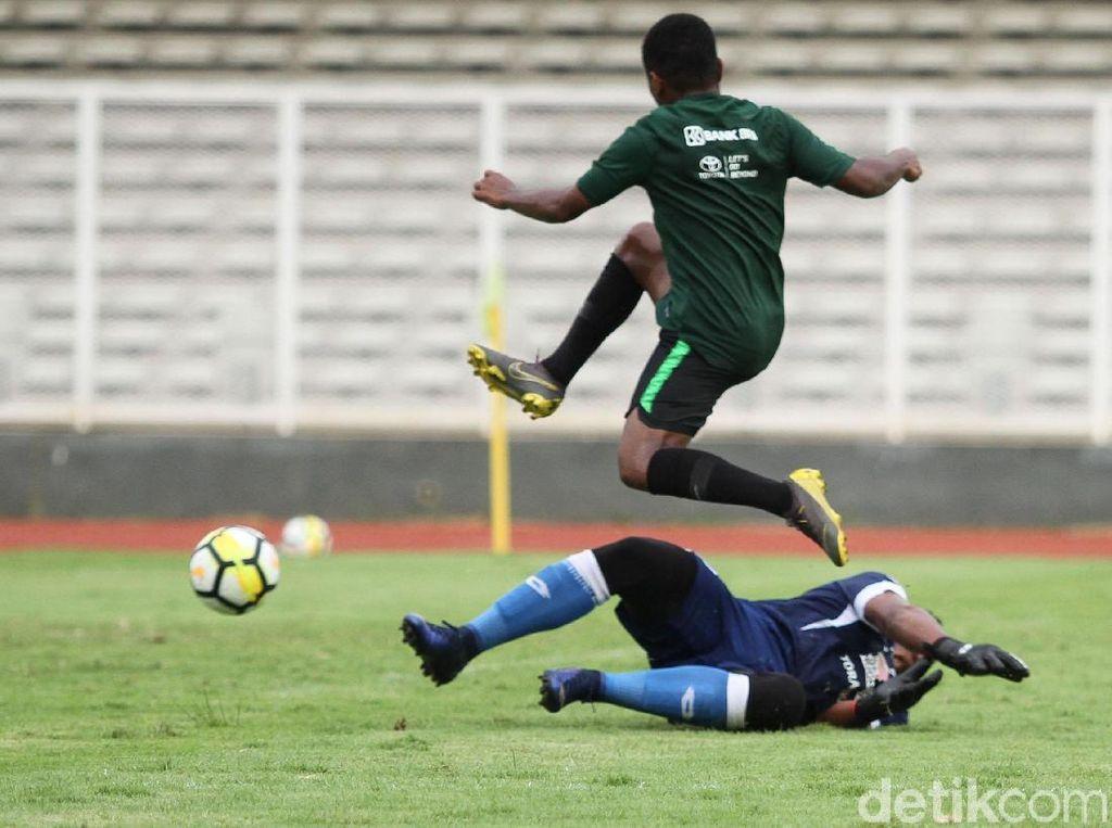 Uji Coba Lawan Semen Padang, Timnas U-23 Ditahan 2-2