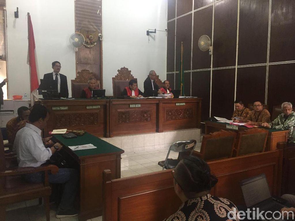 Hakim Tunda Lagi Sidang Gugatan Prabowo soal Selang Cuci Darah RSCM